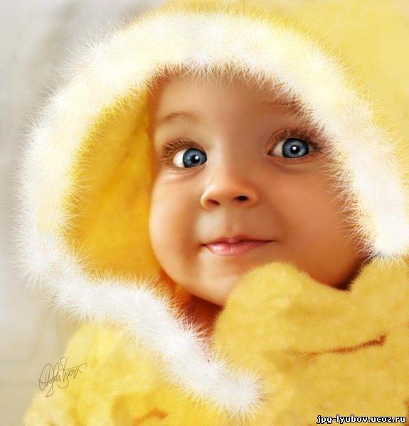 Красивые картинки дети