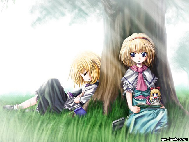 Картинки аниме про любовь - e6fd1