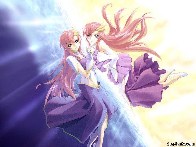 Картинки аниме любовь романтические