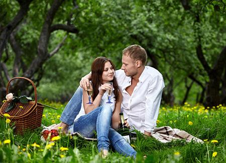 отношения между возлюбленными